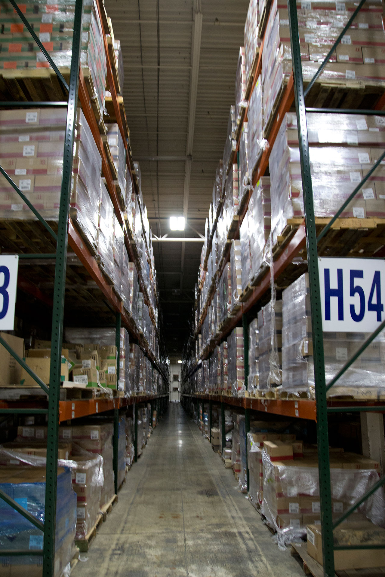 Vista Packaging Amp Logistics Warehousing Services Food